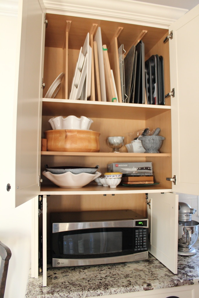 Vertical Divider Shelves For Cookie Sheets