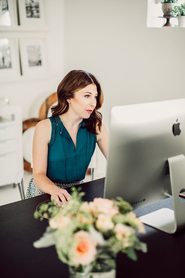 Office Tour: Candace Kalasky of Lovestru.ck Events | Rue