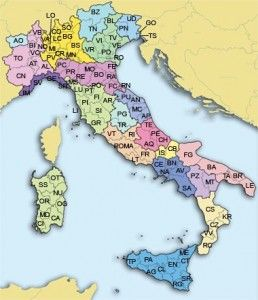 geografia italia - Cerca con Google