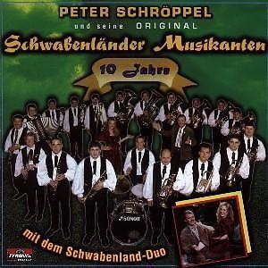 10 Jahre von Peter Schröppel auf CD - Musik