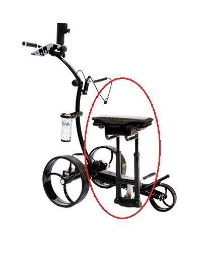 Cart-Tek Golf Trolley Seat : CK-S1200 (seat only)