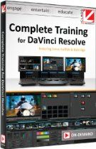 Class on Demand: Complete Training for DaVinci Resolve Online Streaming Training Tutorial //  Description Blackmagic Design's DaVinci Resolve draws on a rich heritage of color grading expertise and technology to deliver an outstanding grading product. Learn how to get the best out of your Resolve software with world-class training. Leveraging Steve Hullfish's expertise, Bob Sliga's brilliance as a// read more >>> http://Tedrow803.iigogogo.tk/detail3.php?a=B0088TTXT4