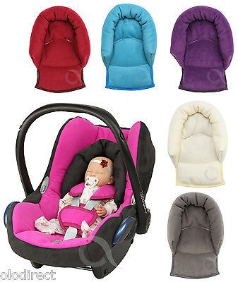 Infant baby #toddler car seat , #stroller travel head #support pillow  soft fleec,  View more on the LINK: http://www.zeppy.io/product/gb/2/282000974268/