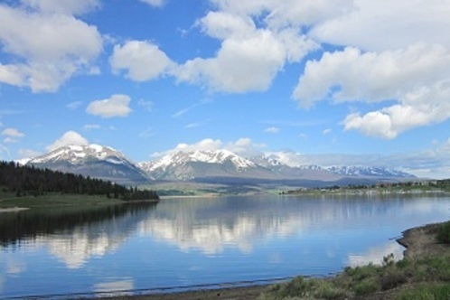 Lake Dillon Colorado... going there in two days!