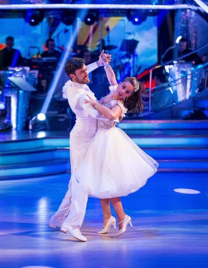 Strictly Come Dancing 2015 - Week 4 - Georgia and Giovanni