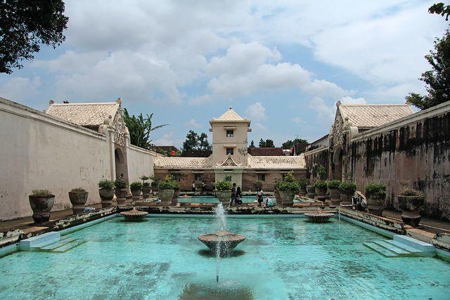 Tamansari - Yogyakarta (Java - Indonesia)