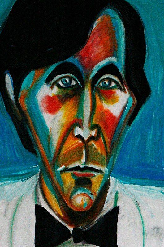 My Bryan Ferry print by Noel Fielding has arrived :)
