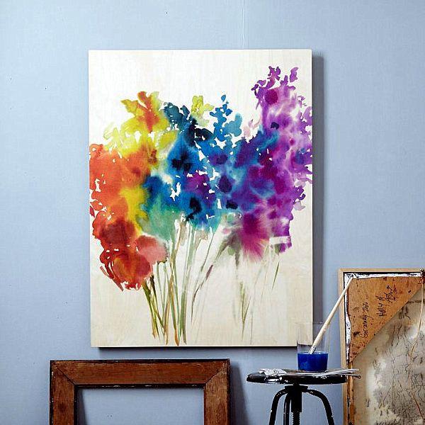 Bring Mit Dieser Sommerdeko Farbe In Dein Heim Diy Dekoideen