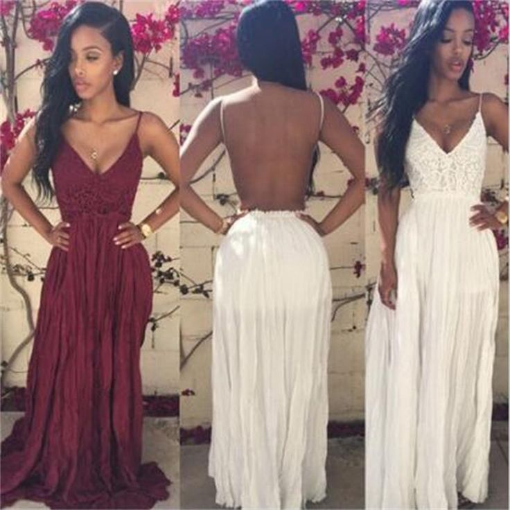 Backless Prom Dresses, Cheap Prom Dresses, Long Prom Dresses, V-neck Prom Dresses, Sexy Prom Dresses,EveningDresses,Prom Dresses Online,PD0104