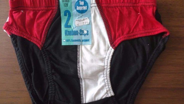 Knaben Slips 2st Packet Gr 128 100% Baumwolle   Kleidung & Accessoires, Kindermode, Schuhe & Access., Mode für Jungen   eBay!