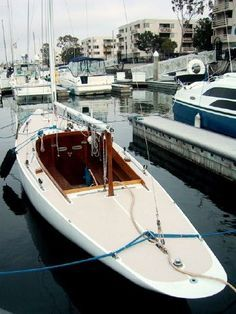 1947 Luders 16 Sail Boat For Sale - www.yachtworld.com