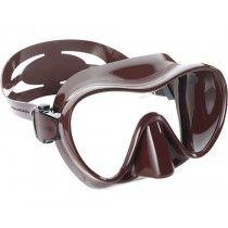 Cressi F1 Frameles maski musta