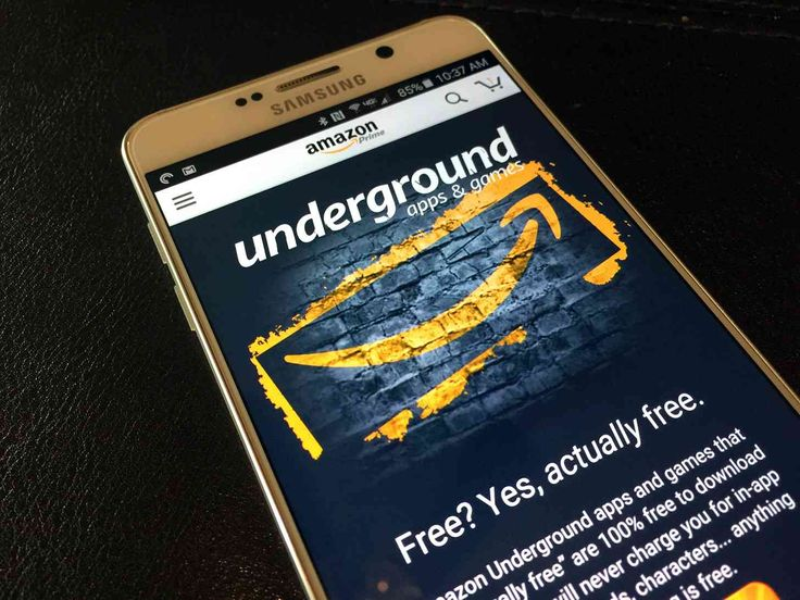 Amazon shutting down Underground Actually Free program for Android apps