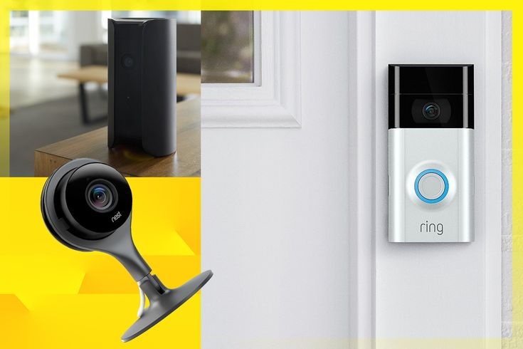 These Are the Best High-Tech Video Surveillance Cameras to Put Your Mind at Ease