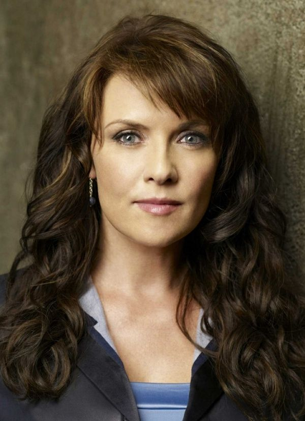 #Stargate Amanda Tapping - lovely with any color hair.