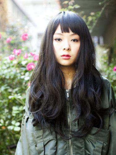 Asyalı Bayanların saç Modelleri