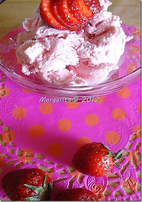Παγωτό Φράουλα: Recipe, Παγωτό Φράουλα, Strawberry Ice Cream, Posts, Pagwto Fraoula, Blog