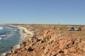 Gnaraloo Station coastline, Western Australia