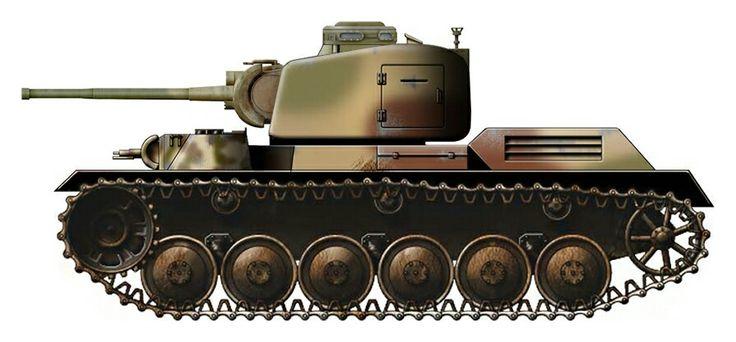 Polish 20/25tp heavy tank