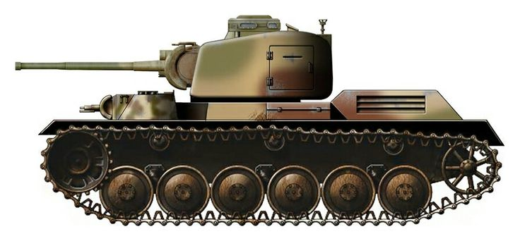 Polish 20/25tp heavy tank