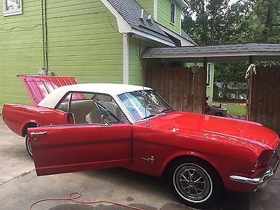cool 1965 Ford Mustang - For Sale