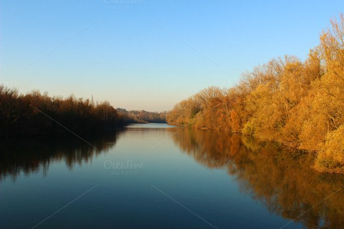 I just released Adda's River Park on Creative Market.
