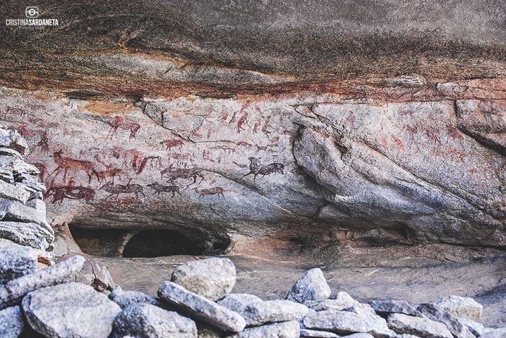 Las primeras expresiones de culturas antiguas en Zimbabue.