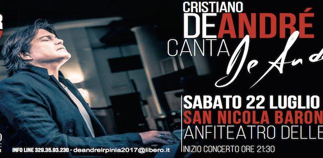 Concerto De André - San Nicola Baronia