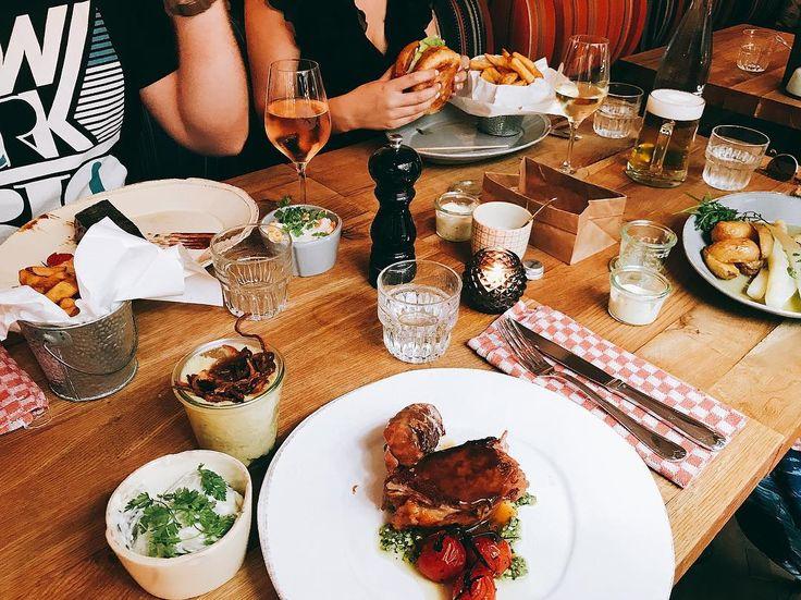 Feast!  #hausmanns #düsseldorf #kitchen #dinner #foodies #food #instafood #goodfood #tasty #foodporn #foodstagram