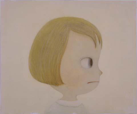 girl, 2003,by 奈良美智(Nara Yoshitomo)