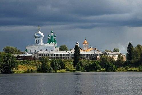 Alexander-Svirsky Monastery, Leningrad region (near St. Petersburg)