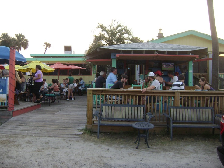 North Beach Bar And Grill Tybee Island