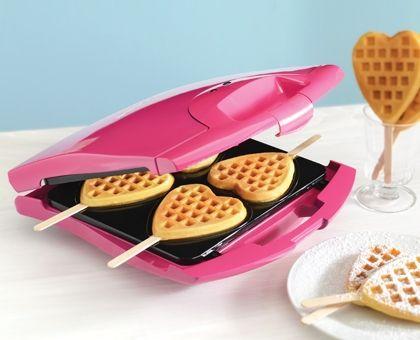 Babycakes Heart Waffle Maker