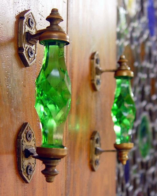 Antique Door knob by rmgonzales, via Flickr