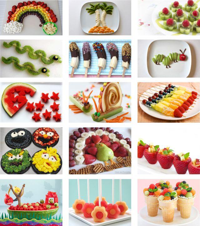 DIY Fruit Balloon Garland » Random Tuesdays