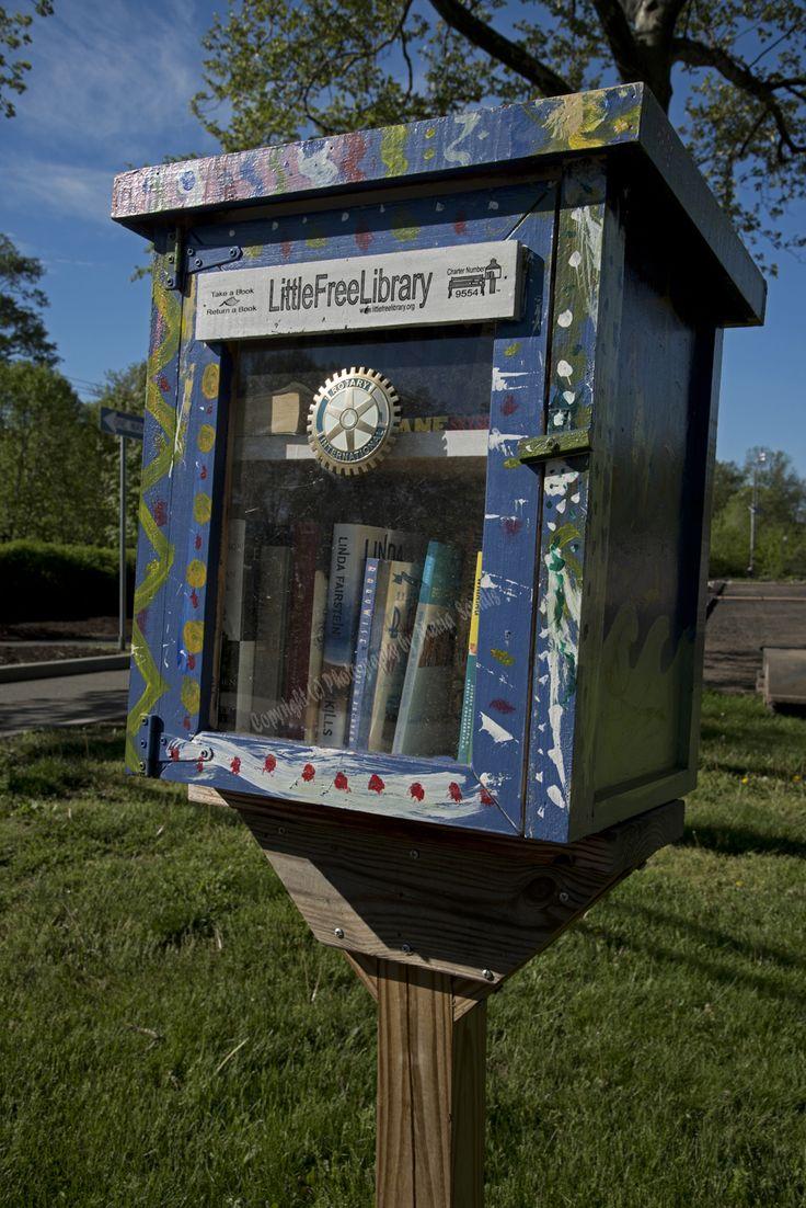 Little Free Library, South Orange, NJ