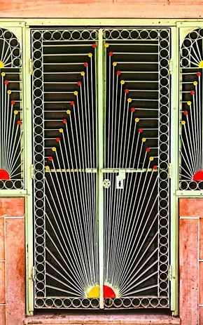 Jodhpur Rajasthan India Metal Art Doors Iron Doors Gate