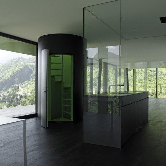Casa h ller lana italy h ller klotzner architetti for Log casa architetti