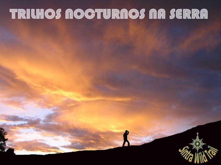 20 March at 6.30 PM. Peninha Sintra Sunset & Night Walk. Megaliths. #Sunset #SintraWildTrail http://www.sintrawildtrail.com