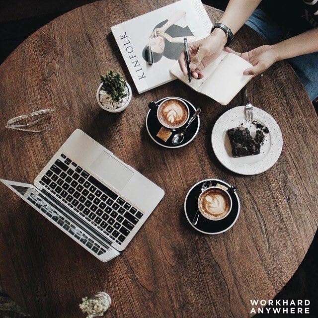 Best Cafes To Work