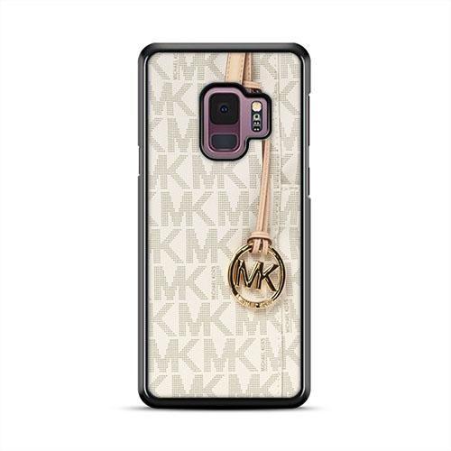 promo code eec79 9fce4 Michael Kors East Signature Samsung Galaxy S9 Case | Caserisa ...