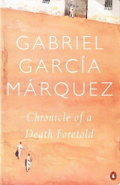 chronicle of a death foretold comparison to other author - describes Marquez's work as darkly ironic