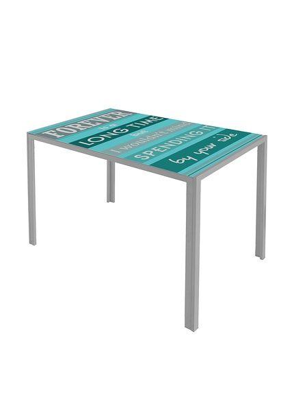 Easy Home Tavolo Dahl D1 Verde Acqua su Amazon BuyVIP