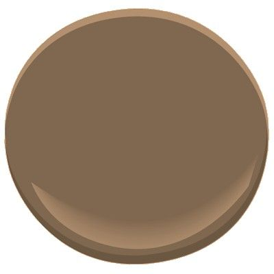 Bedroom accent wall paint. Benjamin Moore. This color is part of the Historic Color collection. Plymouth brown, HC-73