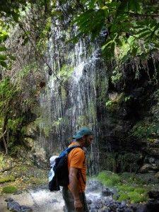 Witvoetskloof Waterfall on Fynbos Retreat's Grootberg Trail