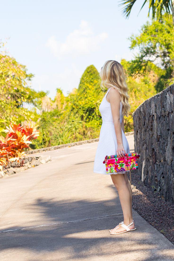 white sundress outfit resort wear sundress hawaii sundress hawaii outfit