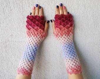 Vingerloze handschoenen handgemaakte Wrist Warmers Arm Warmers wanten dames Vingerloze handschoenen lacy lange wanten womens fingerless