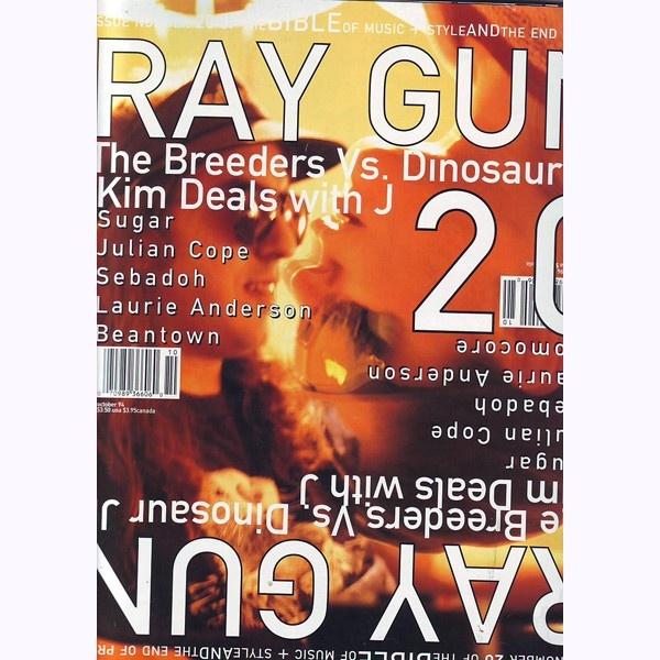 Raygun Magazine #20