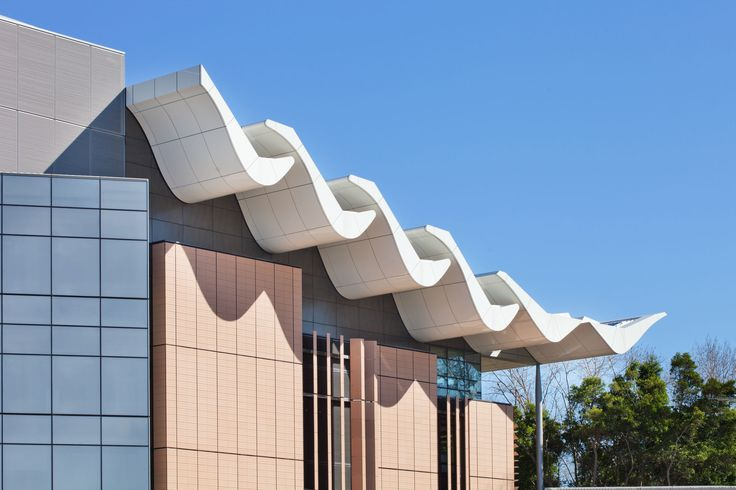 South-east view, Tyree Building, UNSW Australia
