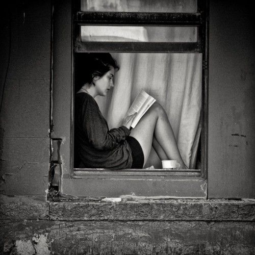 ReadingGirls Reading, Summer Picnics, Windows Seats, Alone Time, Book, Reading Nooks, Woman Reading, Black, Reading Spots